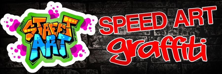 Speed Art Graffiti